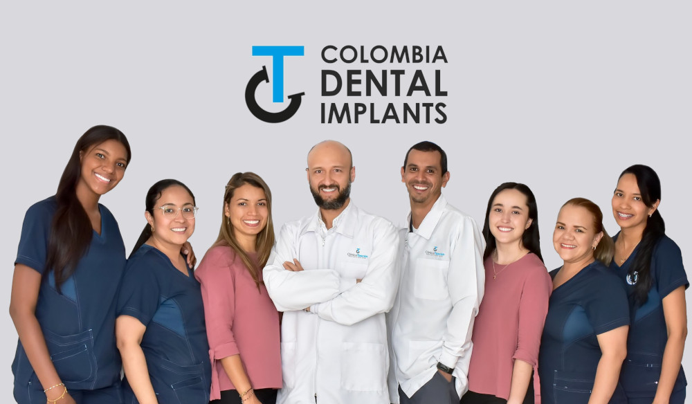 Colombia Dental Implants Clinic by Tascón